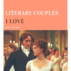 Literary couples list